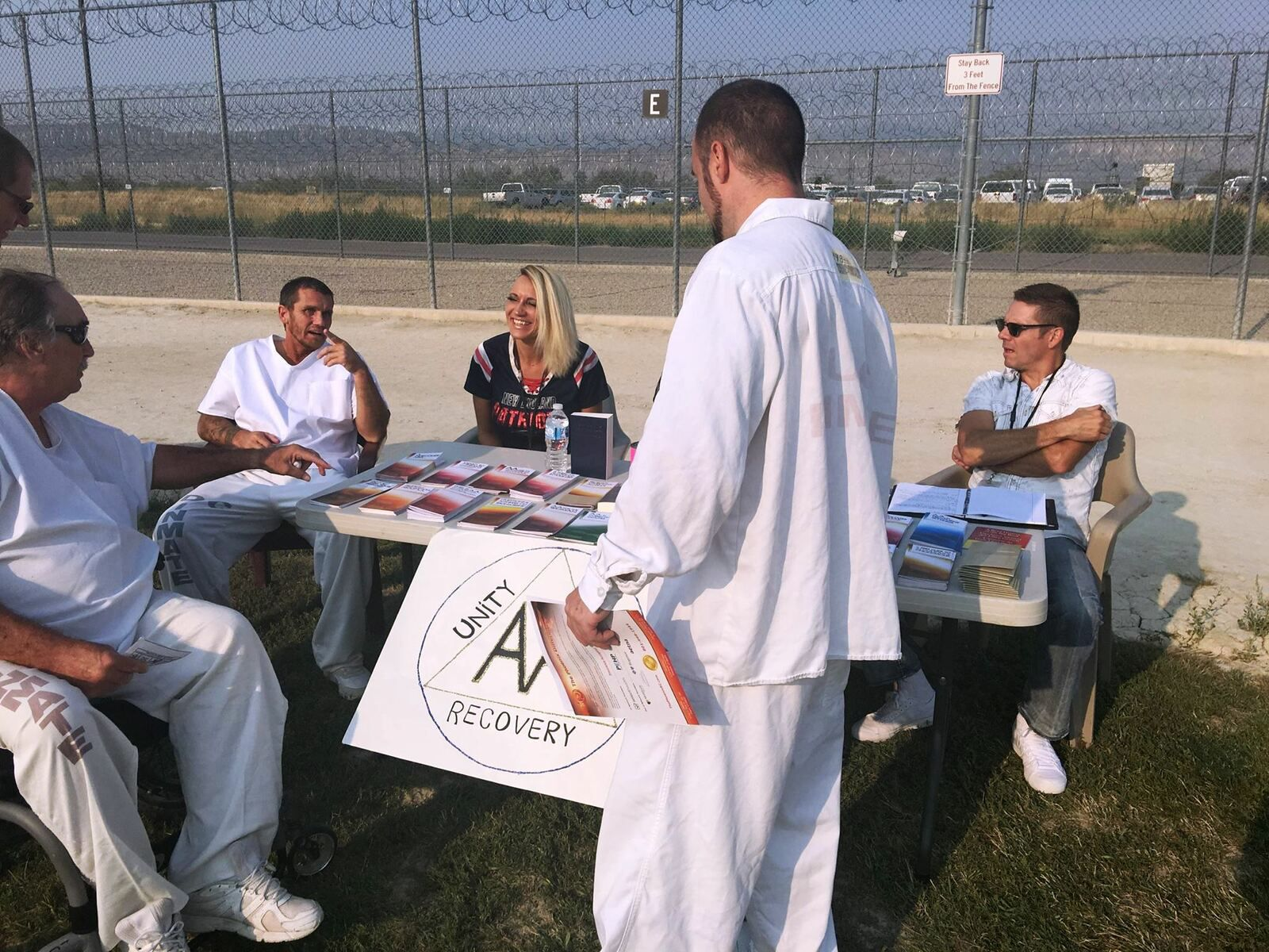 National Recovery Day Septembre 2017 (Utah State Prison - USA)
