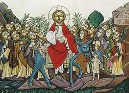 PALM SUNDAY OF THE YEAR C