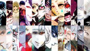 évolution des personnages #5 : Tokyo Ghoul:RE (saison 3)