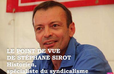 « QUE SONT-ILS DEVENUS ? La trajectoire d'ex-dirigeants confédéraux (CGT-CFDT-FO) » : une brochure de Stéphane Sirot