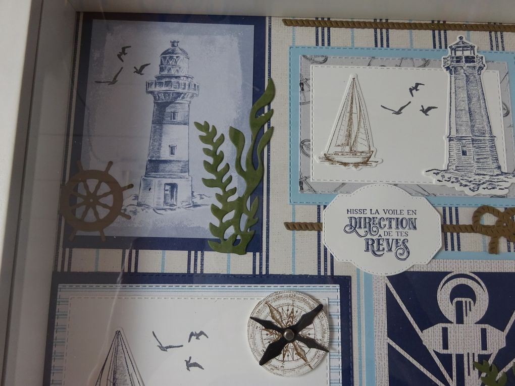 [Stampin'Up!®] Home Deco Larguons les amarres