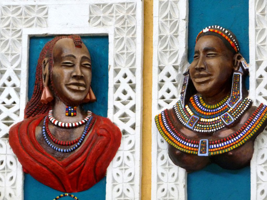 Album - KENYA : Art