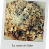Coquillettes sauce tomates-courgettes et boeuf (thermomix)