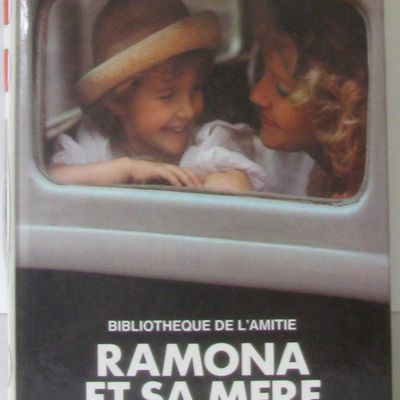 Ramona et sa mère, Beverly Cleary