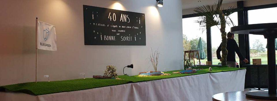 Saint-Aubin fête ses 40 ans