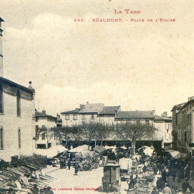 ● Les foires et marchés d'antan, Tarn.