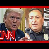 'Keep your mouth shut,' police chief responds to Trump