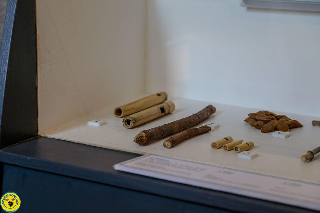 """Castellane  ; Inauguration de l'exposition """"Le folklore enfantin""""."""