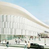 L'Arena 92, le futur stade de la Défense, sera terminé fin 2016