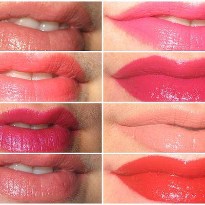 Rouge à lèvres à l'huile d'olive. Un soin plein de couleurs !