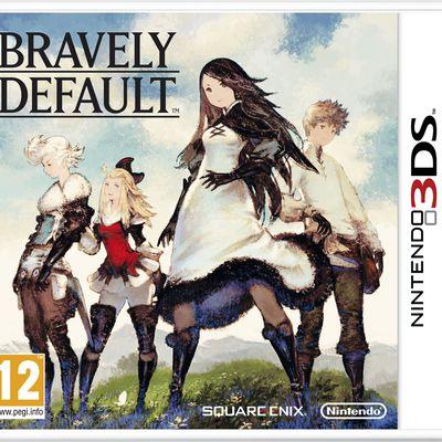 Bravely Default - Flying Fairy, le néo-J-RPG old-school qui restera dans les mémoires
