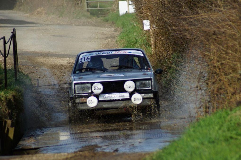 Rallye V.H.C Le Touquet Pas de Calais 2017