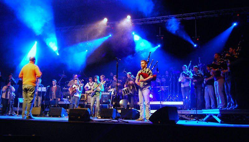Répétition générale au Pavillon Quimper 09/12/2010