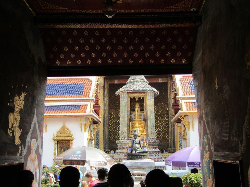 4 - Bangkok et ses temples