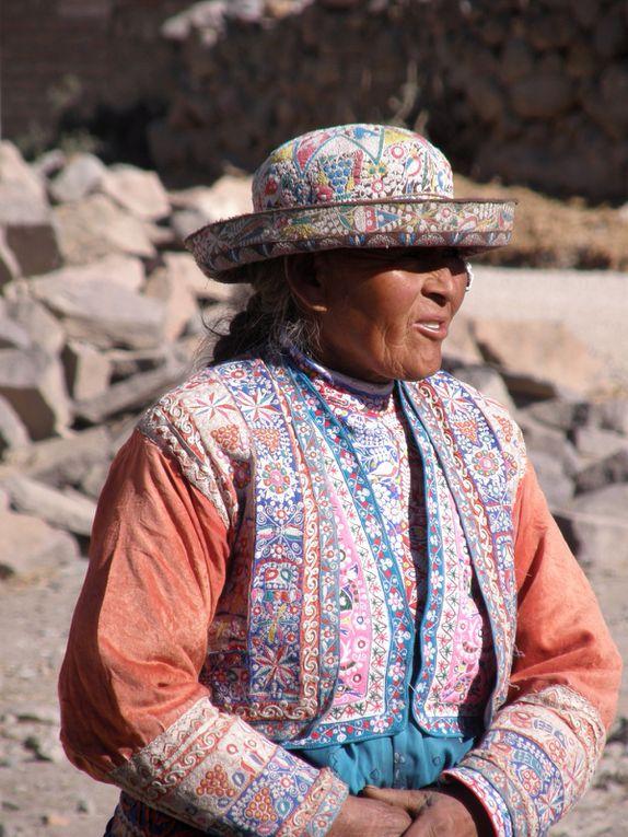 Album - Pérou- Arequipa et Canyon de Colca