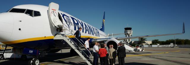 Ryanair : reprise des vols à l'aéroport de Toulouse-Blagnac le 1er juillet