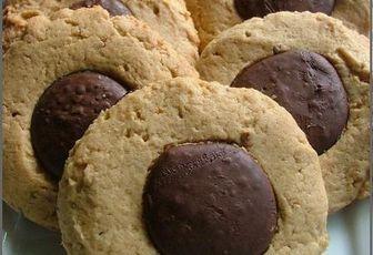 Cookies cacahuète & chocolat, la botte secrète de Lynette !