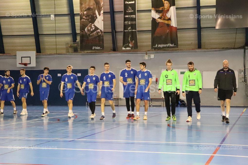 Vénissieux Handball a repris le championnat avec un beau succès