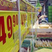 Chine: l'inflation s'accentue mais n'efface pas les craintes