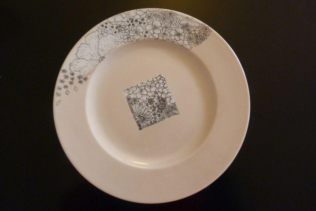 Album - porcelaine