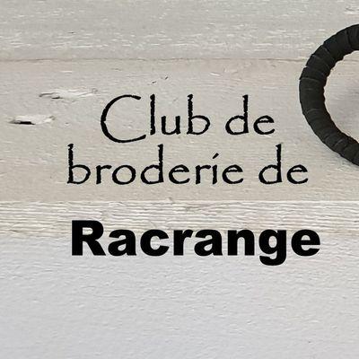 Le blog du club de point de croix de Racrange ( Moselle - 57 ).