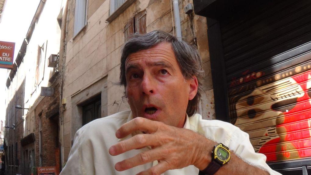 Pays catalan:les communautés libertaires agricoles et artistiques  (1970-2000) interview Paul Gérard et Jean-Pierre Bonnel par Nicolas Caudeville
