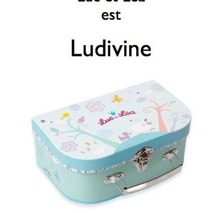 La gagnante de la valisette Luc et Léa est: