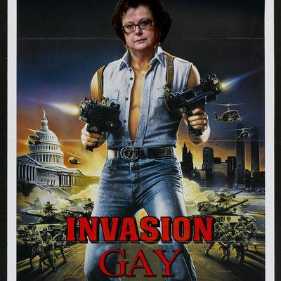 Invasion Gay, un nouveau nanar de Boutin