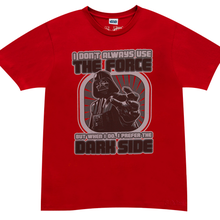 Diseño camiseta THE FORCE