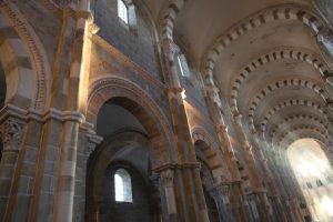 La basilique de Vézelay - chapitre 1
