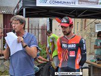 Clément Carisey (Team Pro Immo Nicolas Roux) a remporté, le Chrono du Sichon qui se disputait sur 22 km à Cusset et Ferrières-sur-Sichon (Allier). Au classement scratch, il a devancé son coéquipier Mickaël Guichard et Pierre Ruffaut (Ruffaut Cycling System).  L'Organisation AC cusset - (Daniel MORLEVAT - Actualité - DirectVelo - Michel Prémoselli - La Montagne)