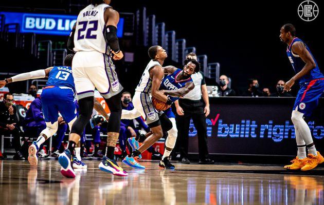 Les Clippers signent une cinquième victoire consécutive en autant de matchs