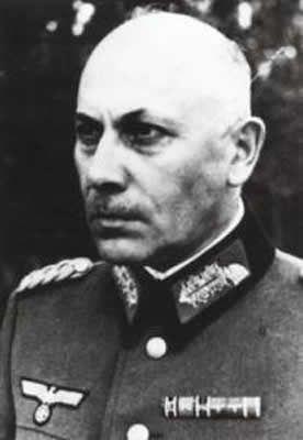 Hans-Heinrich Sixt von Armin - Eduard Aldrian - Friedrich Karst - Gustav Gihr