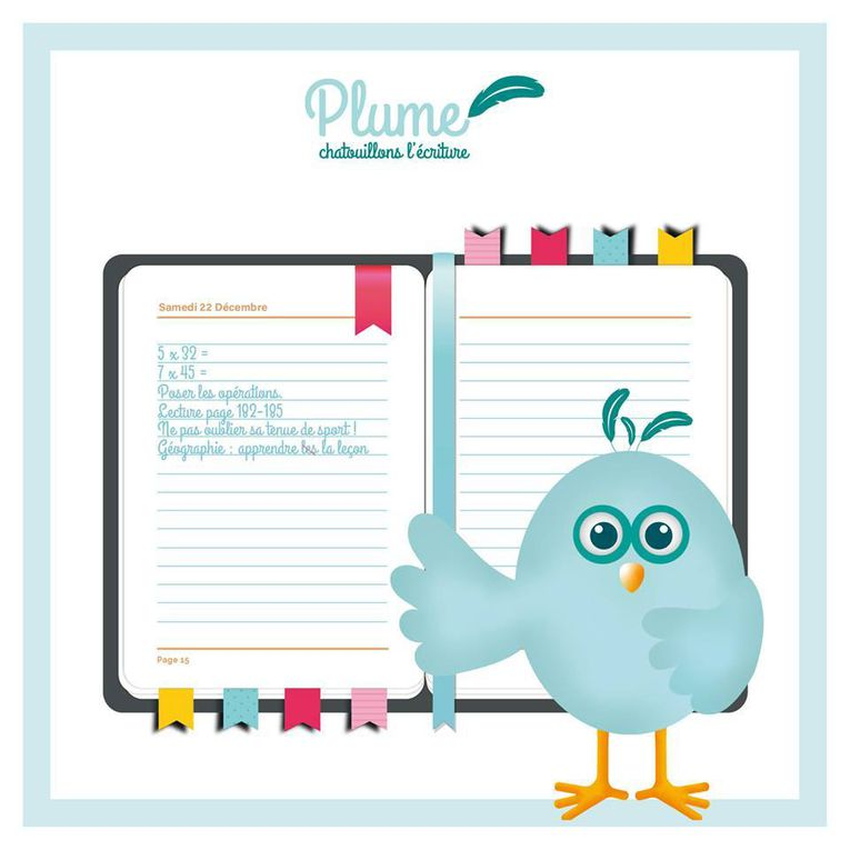 Plume ou l 'amour de l'écriture +codepromo - Plume  or the love of writing+promo code