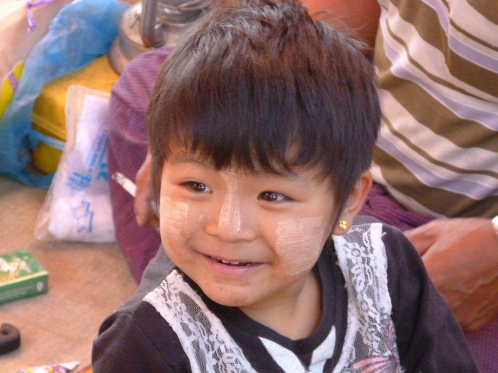 Album - MYANMAR-BIRMANIE--LAC-INLE