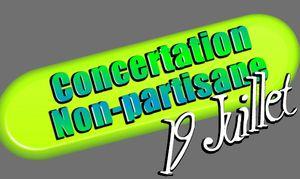 Crise politique en Guinée - 19 Juillet: La LDRG organise la 6ème édition de la Concertation Non-partisane