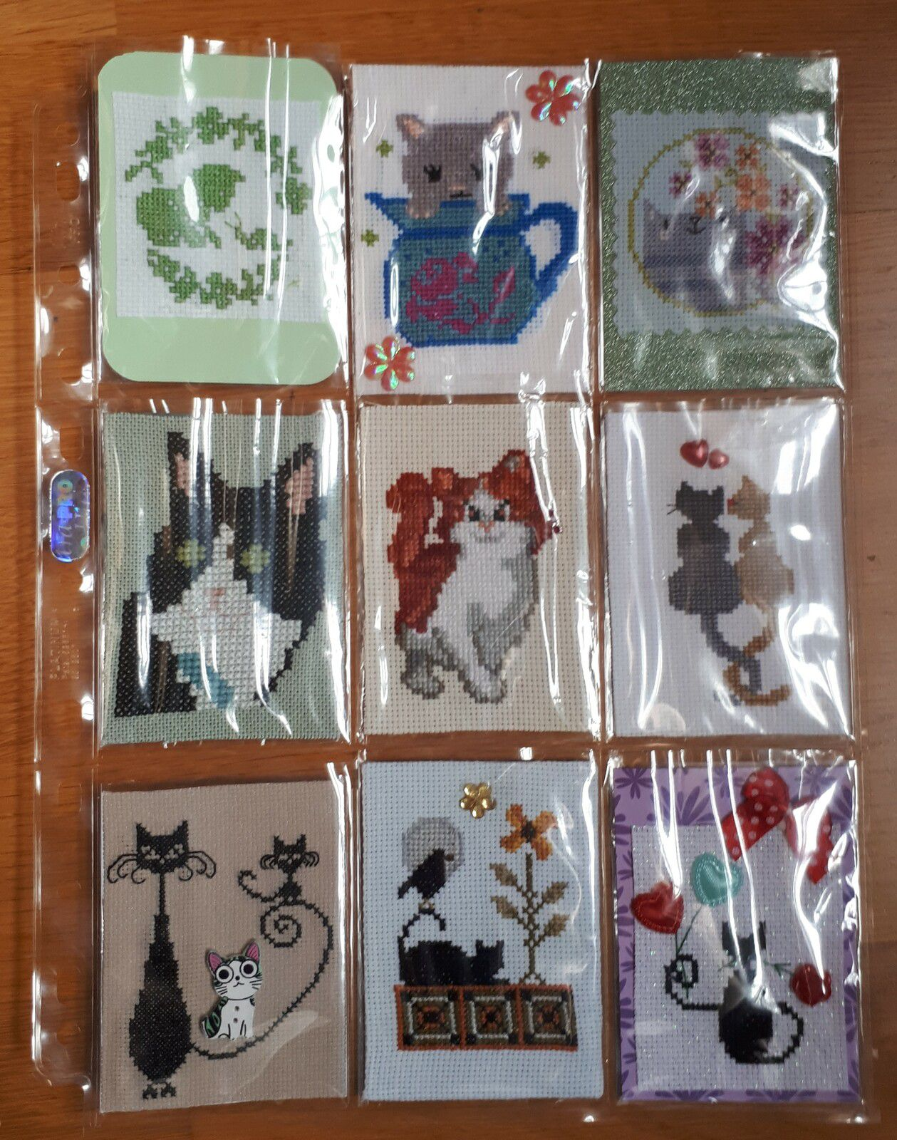 COLLECTION ATC CHATS