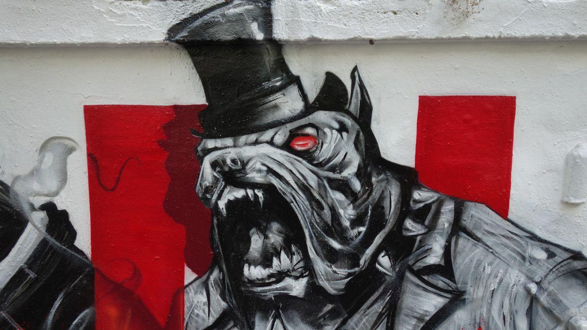 Album - Graffitis Paris Tom 075