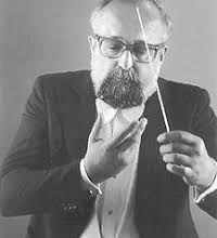 Krzysztof Eugeniusz Penderecki; le passionné.