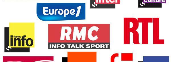 La liste des invités radio du lundi 15 décembre 2014 (podcasts)