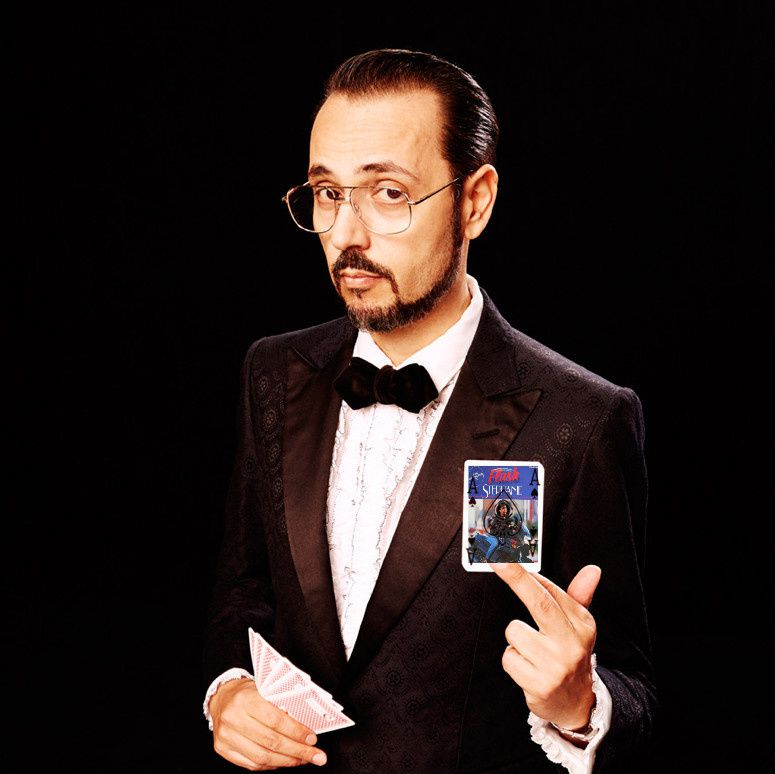 Quand Dimitri From Paris abattait ses premières cartes