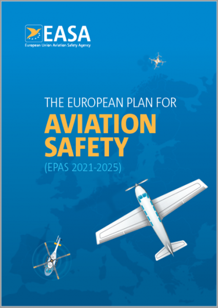 European Plan for Aviation Safety 2021 - 2025