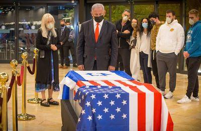 Funérailles modestes au mont des Oliviers pour le milliardaire Sheldon Adelson
