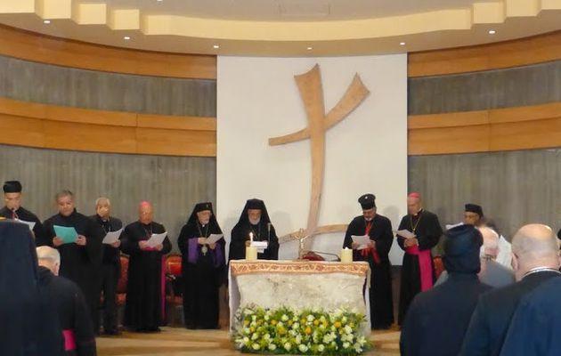 Moyen-Orient : incarner la présence chrétienne dans la culture