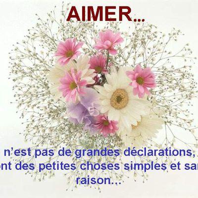 Aimer ... L'Amour