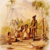 Les derniers sauvages îles Marquises - TE HOA NO TE NUNAA