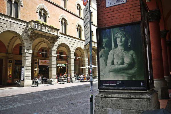 Bologne - Une histoire de douceur et de couleurs