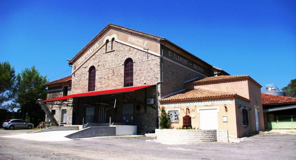 Cave coopérarive de Saint-Clémént et Gailhan (Gard)