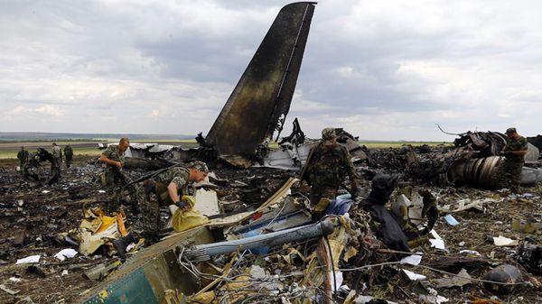 Le MH17: Des passagers morts plusieurs jours avant le crash !...