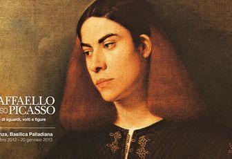 Vicenza, mostra 'Raffaello verso Picasso' tra le più visitate in Italia